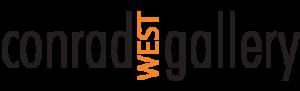 Conrad West Gallery Logo