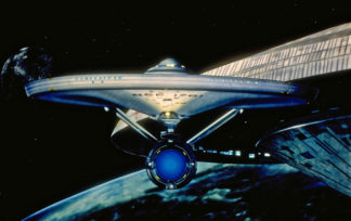 Star Trek Enterprise by A.D. Cook