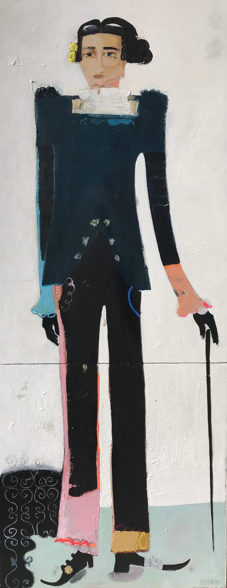 Parisian Stroll by Constance Bachmann