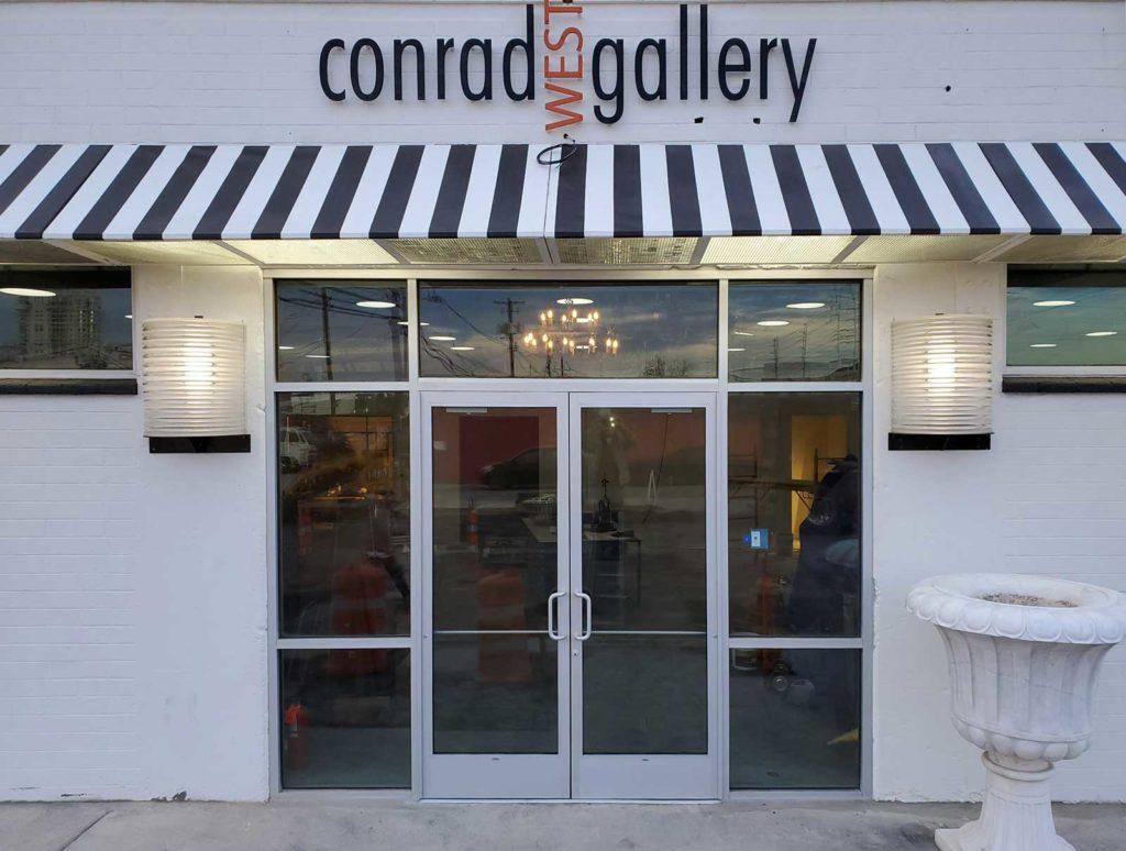 Conrad West Gallery Art Gallery Las Vegas 12/14/20