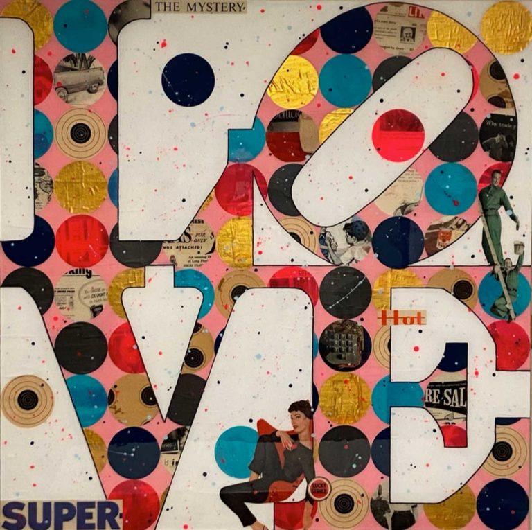Super Hot by artist John Joseph Hanright