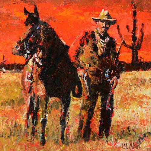 500x500-Artists-JerryBlank-Cowboy-Horse